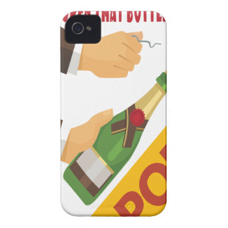Open That Bottle Night - Appreciation Day iPhone 4 Case-Mate Case