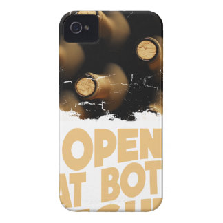 Open That Bottle Night - Appreciation Day iPhone 4 Case-Mate Cases