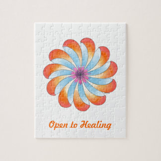Open to Healing Jigsaw Puzzle