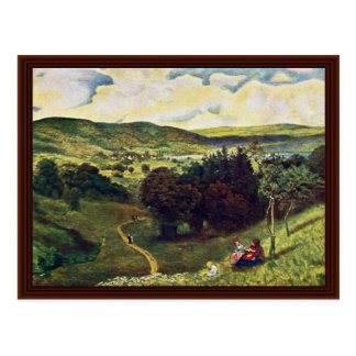 Open Valley By Thoma Hans Post Cards