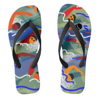 Open Water Swim flip flops