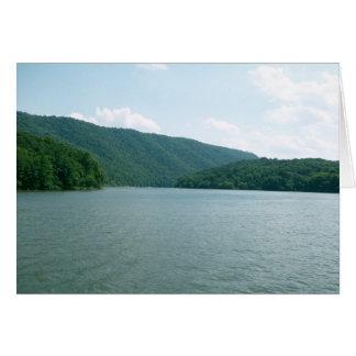 open waters card