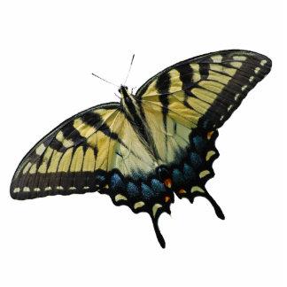 Open Wings Photo Sculpture Badge