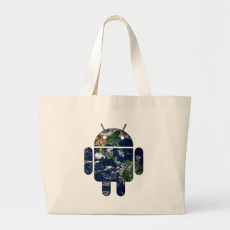 Open World Tote Bags