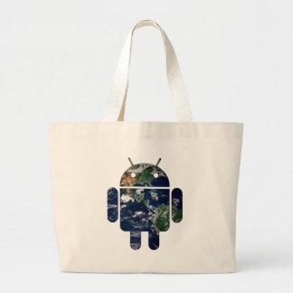 Open World Jumbo Tote Bag