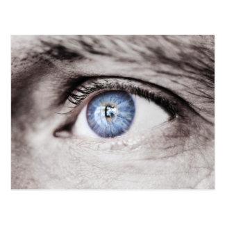 Open Your Eye postcard