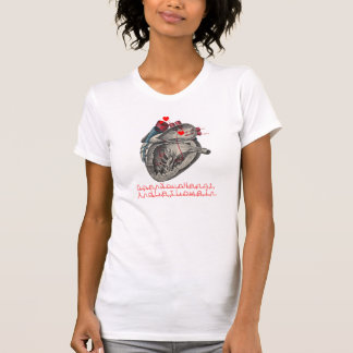 Open Your Heart and Let Love In. Shirt
