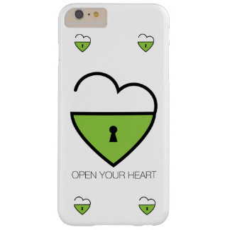 Open Your Heart Barely There iPhone 6 Plus Case