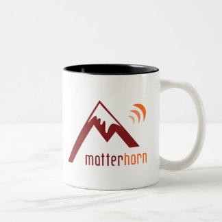 Opencast Matterhorn Mugs