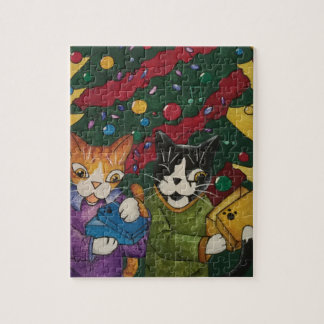 Opened Presents Jigsaw Puzzle