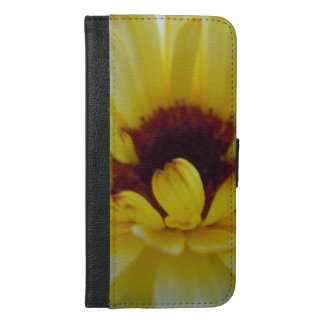 Opening Calendula iPhone 6/6s Plus Wallet Case