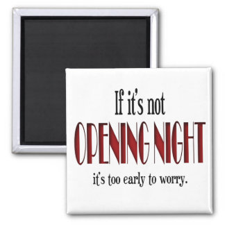 Opening Night Cast Gift Magnet
