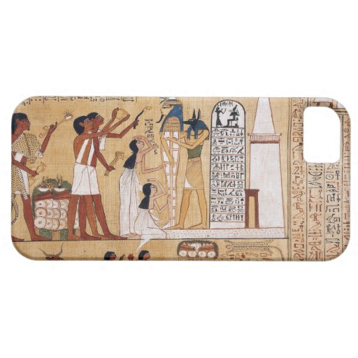 Opening of the Mouth Ceremony Book of the Dead iPhone 5 Cover