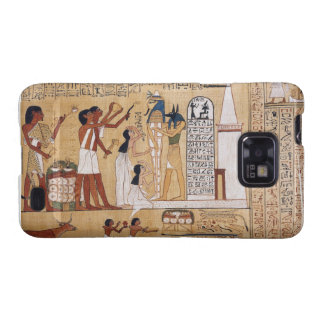 Opening of the Mouth Ceremony Book of the Dead Samsung Galaxy S Case