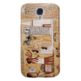 Opening of the Mouth Ceremony Book of the Dead Galaxy S4 Cases