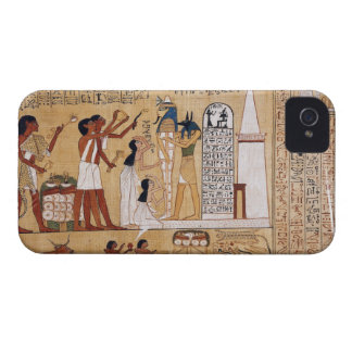 Opening of the Mouth Ceremony Book of the Dead iPhone 4 Cases