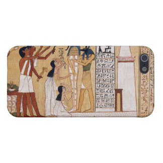 Opening of the Mouth Ceremony Book of the Dead iPhone 5/5S Cases