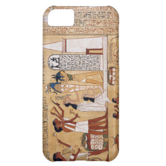 Opening of the Mouth Ceremony Book of the Dead iPhone 5C Case
