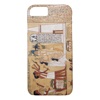 Opening of the Mouth Ceremony Book of the Dead iPhone 7 Case
