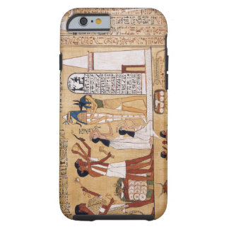 Opening of the Mouth Ceremony Book of the Dead Tough iPhone 6 Case