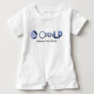 OpenLP Baby Romper Baby Bodysuit