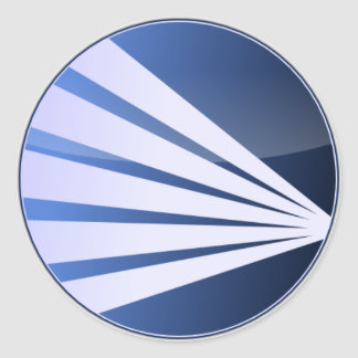 OpenLP Logo Sticker (Small)