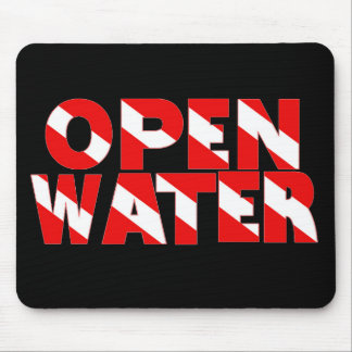 openwater copy mouse pad