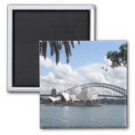 opera bridge refrigerator magnets