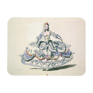 Opera Costume, from the Menus Plaisirs Collection, Magnet
