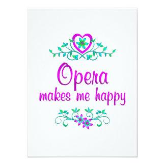 Opera Happy Invites