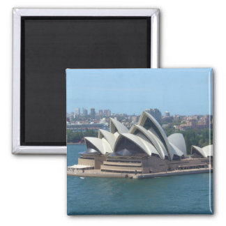 opera house magnet