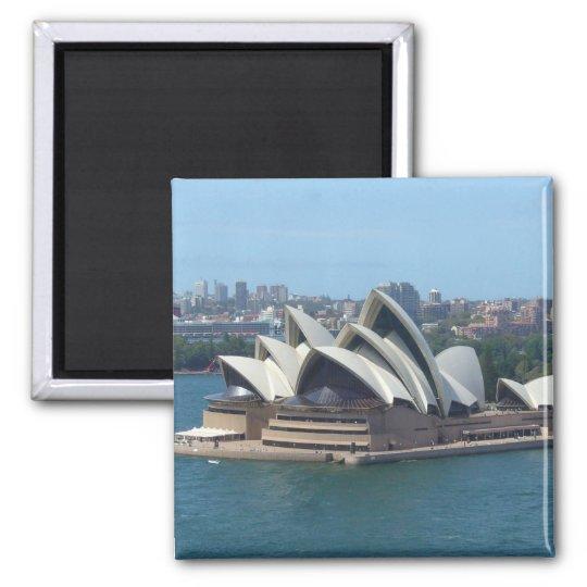 opera house magnet