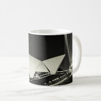opera house mug
