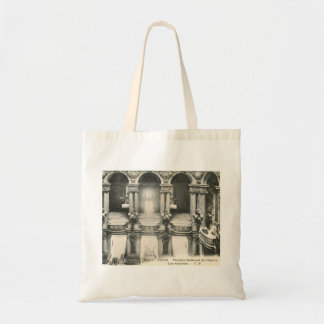Opera House, Paris, France Vintage Tote Bag
