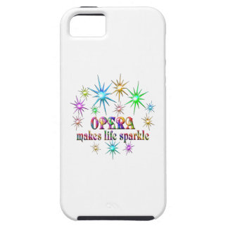Opera Sparkles iPhone 5 Cover