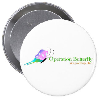 Operation Butterfly Wings of Hope button