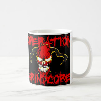 Operation Grindcore Mug