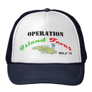 Operation Island Fever (arc) Cap