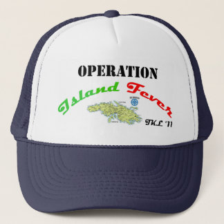 Operation Island Fever (arc) Trucker Hat