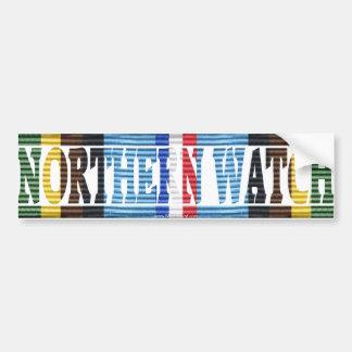 Operation Northern Watch SW Asia Vet AFEM Sticker Car Bumper Sticker