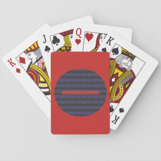 Operation Santa Claws playing Cards