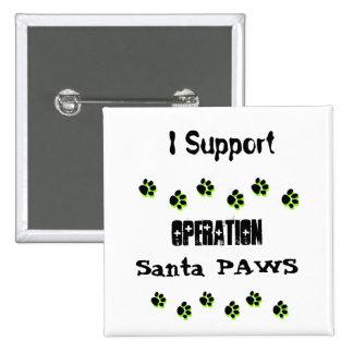Operation Santa Paws Button