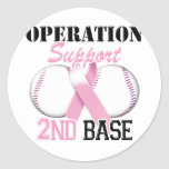 Operation Support 2nd Base.png Round Sticker