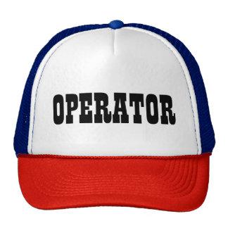 Operator Cap