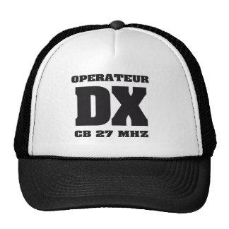Operator CB Trucker Hat