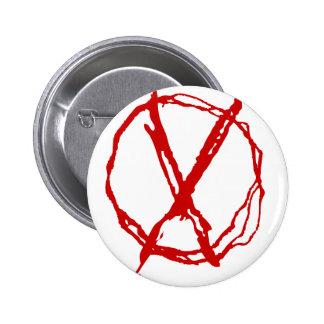 Operator Symbol 6 Cm Round Badge