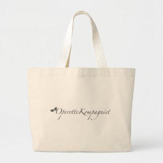 OperetteKompagniet Denmark Large Tote Bag