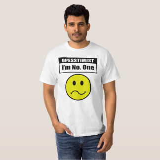 Opesstimist Men's T-Shirt