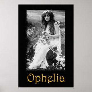 Ophelia 36 x 24 Poster