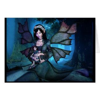 Ophelia artwork card